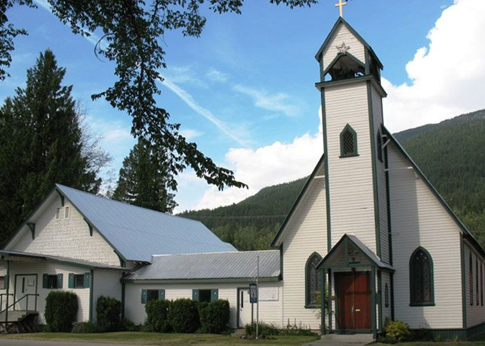 church revelstoke